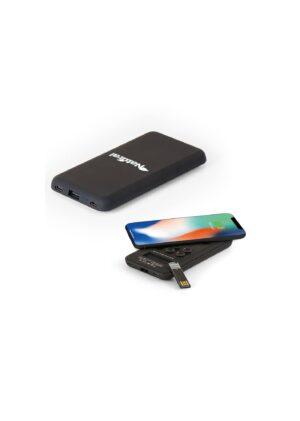 5000 mAh Wireless Mobil Şarj Cihazı
