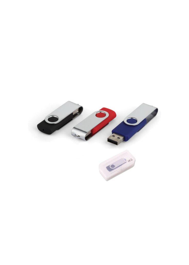 64 GB Döner Kapaklı USB Bellek