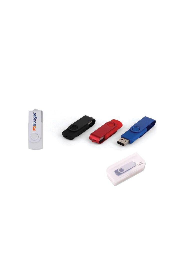 32 GB Metal Renkli USB Bellek