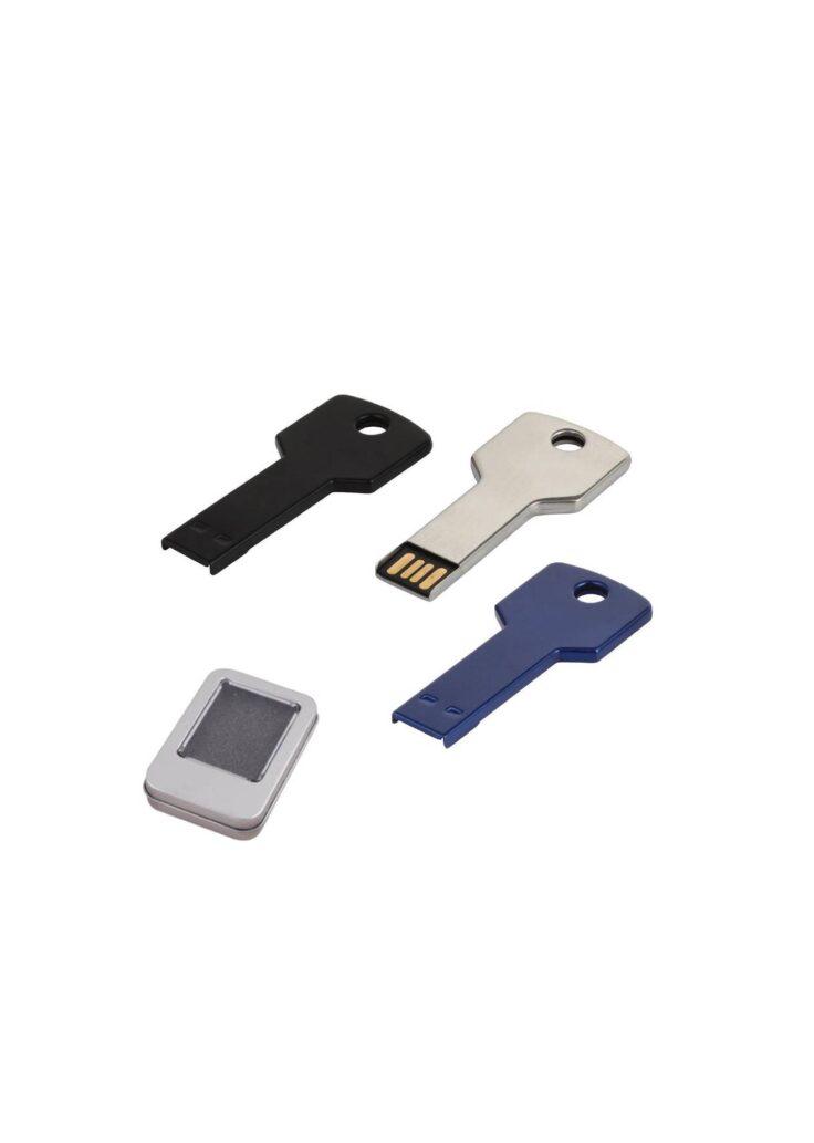 METAL ANAHTAR USB BELLEK